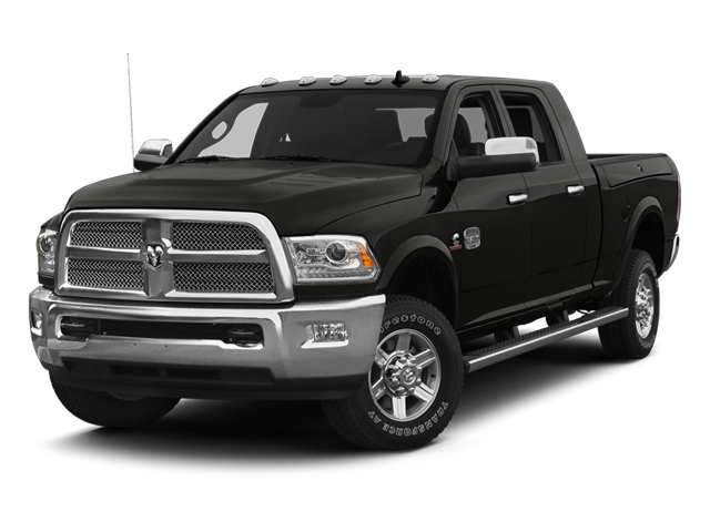 Black Gold Pearl 2013 Ram Truck 2500 Pictures 2500 Mega Cab SLT 2WD photos front view