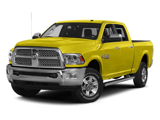 Yellow 2013 Ram Truck 2500 Pictures 2500 Crew Cab SLT 4WD photos front view