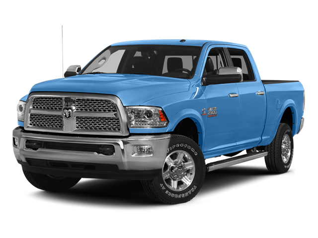 Robin Egg Blue 2013 Ram Truck 2500 Pictures 2500 Crew Cab Tradesman 2WD photos front view