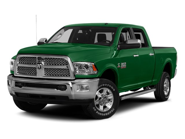 Tree Green 2013 Ram Truck 2500 Pictures 2500 Crew Cab SLT 4WD photos front view