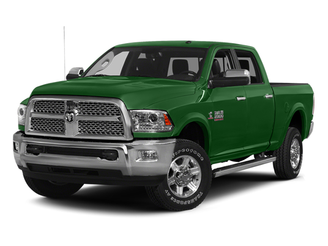 Tree Green 2013 Ram Truck 2500 Pictures 2500 Crew Cab Tradesman 2WD photos front view
