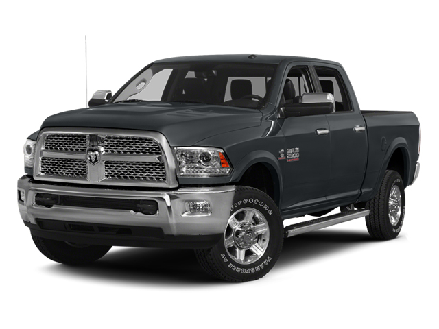 Maximum Steel Metallic 2013 Ram Truck 2500 Pictures 2500 Crew Cab Laramie 4WD photos front view