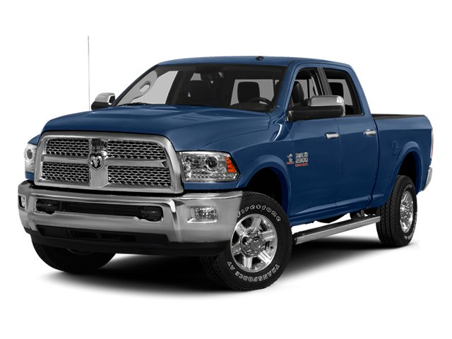 Midnight Blue Pearl 2013 Ram Truck 2500 Pictures 2500 Crew Cab SLT 4WD photos front view
