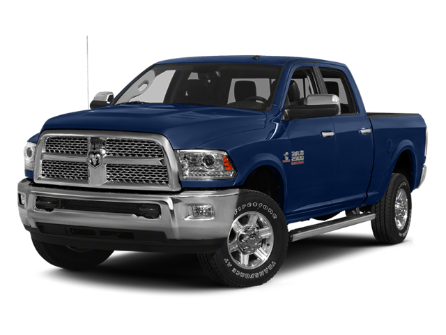 True Blue Pearl 2013 Ram Truck 2500 Pictures 2500 Crew Cab SLT 4WD photos front view
