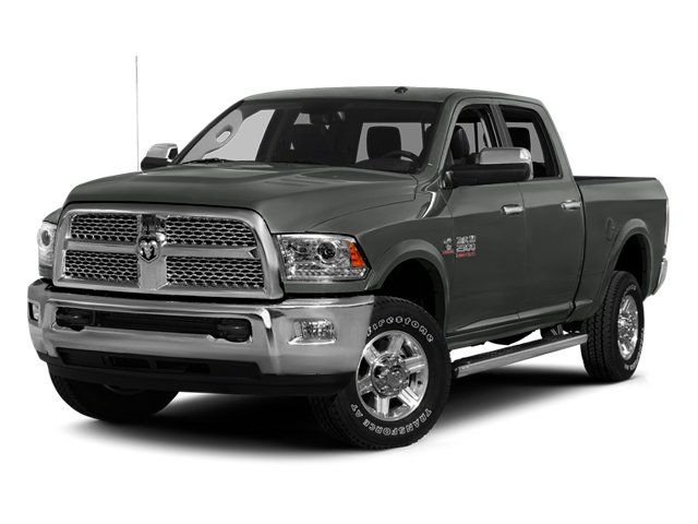 Mineral Gray Metallic 2013 Ram Truck 2500 Pictures 2500 Crew Cab SLT 4WD photos front view