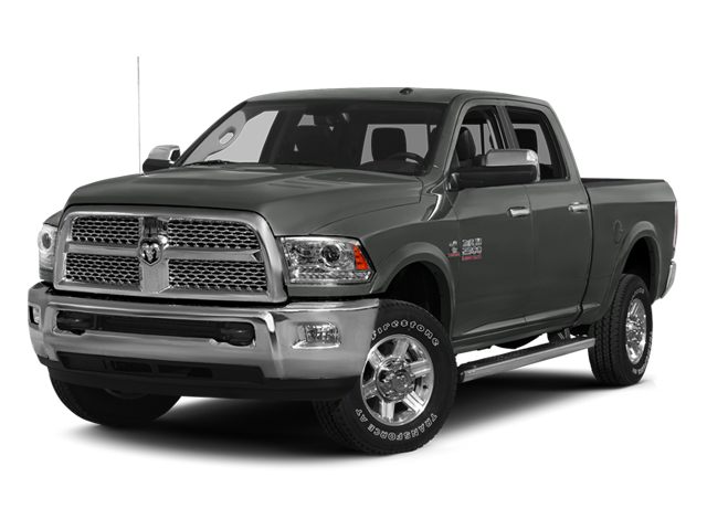 Mineral Gray Metallic 2013 Ram Truck 2500 Pictures 2500 Crew Cab Laramie 4WD photos front view