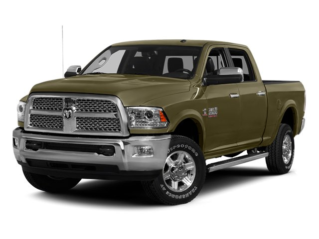 Prairie Pearl 2013 Ram Truck 2500 Pictures 2500 Crew Cab SLT 4WD photos front view