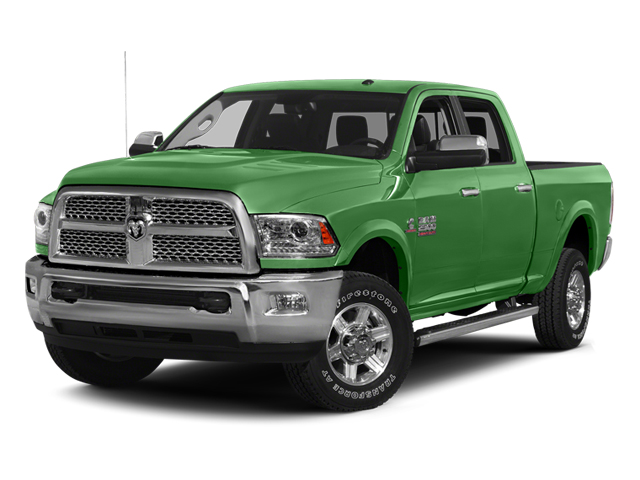 Light Green 2013 Ram Truck 2500 Pictures 2500 Crew Cab SLT 4WD photos front view