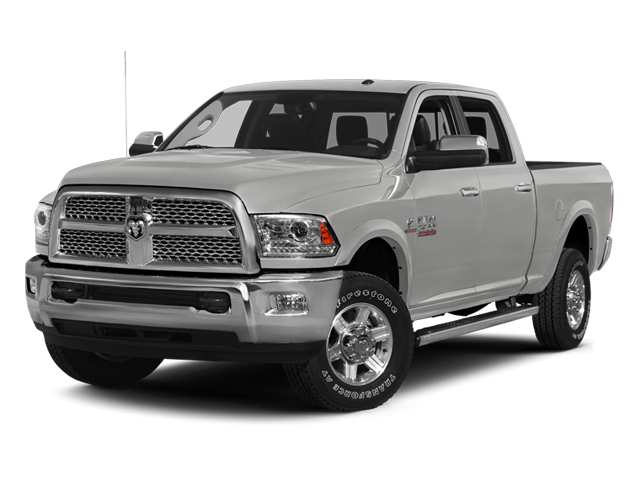Bright Silver Metallic 2013 Ram Truck 2500 Pictures 2500 Crew Cab Laramie 4WD photos front view