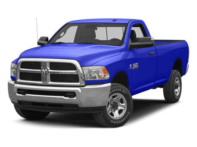 New Holland Blue 2013 Ram Truck 2500 Pictures 2500 Regular Cab SLT 4WD photos front view