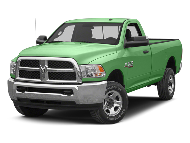Light Green 2013 Ram Truck 2500 Pictures 2500 Regular Cab SLT 4WD photos front view