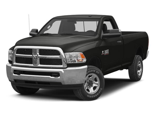 Black Gold Pearl 2013 Ram Truck 2500 Pictures 2500 Regular Cab SLT 4WD photos front view