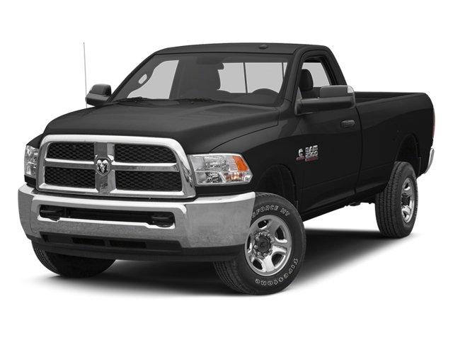 Black 2013 Ram Truck 3500 Pictures 3500 Regular Cab SLT 2WD photos front view
