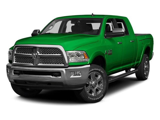 Hills Green 2013 Ram Truck 3500 Pictures 3500 Mega Cab SLT 2WD photos front view
