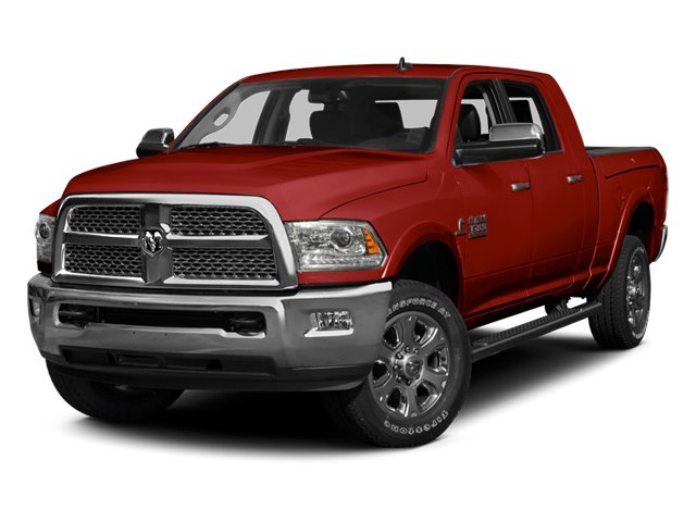 Bright Red 2013 Ram Truck 3500 Pictures 3500 Mega Cab SLT 4WD photos front view