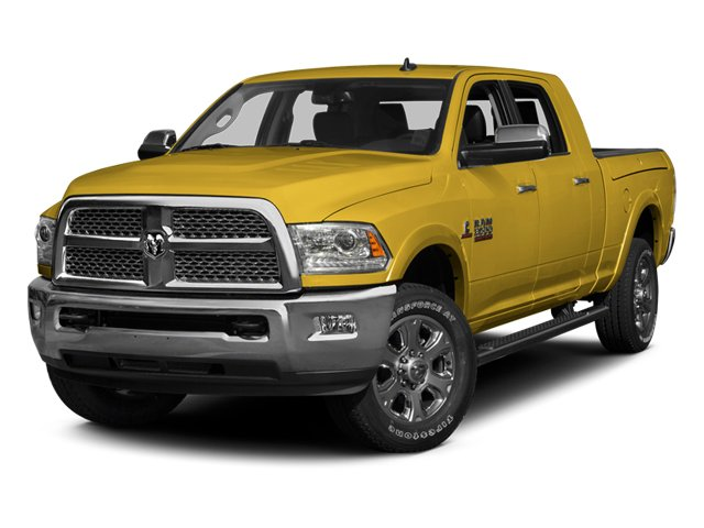 Yellow 2013 Ram Truck 3500 Pictures 3500 Mega Cab SLT 4WD photos front view
