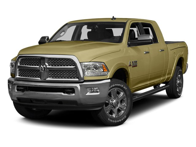 Light Cream 2013 Ram Truck 3500 Pictures 3500 Mega Cab SLT 4WD photos front view