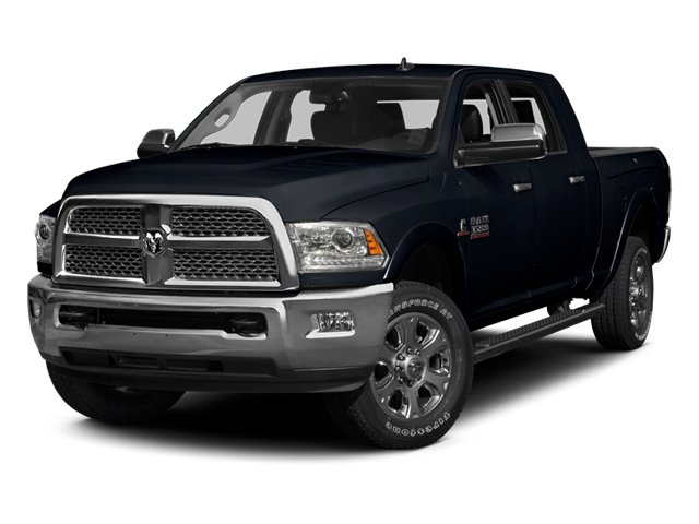 Midnight Blue Pearl 2013 Ram Truck 3500 Pictures 3500 Mega Cab SLT 4WD photos front view