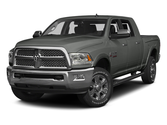 Mineral Gray Metallic 2013 Ram Truck 3500 Pictures 3500 Mega Cab SLT 4WD photos front view