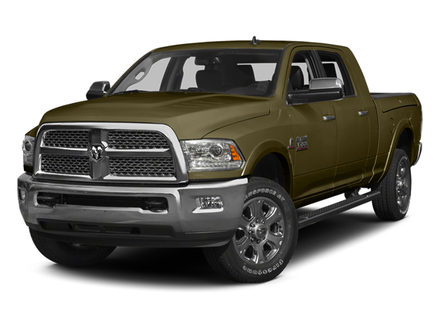 Prairie Pearl 2013 Ram Truck 3500 Pictures 3500 Mega Cab SLT 2WD photos front view