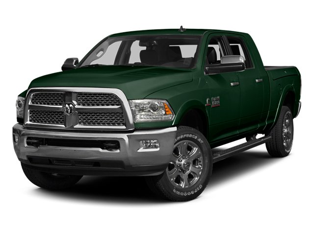 Timberline Green Pearl 2013 Ram Truck 3500 Pictures 3500 Mega Cab SLT 4WD photos front view