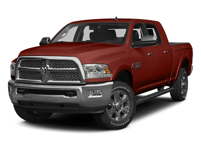 Copperhead Pearl 2013 Ram Truck 3500 Pictures 3500 Mega Cab SLT 2WD photos front view