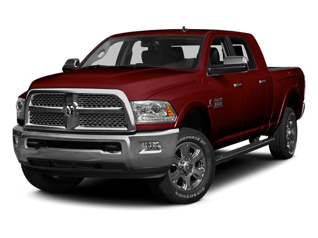 Deep Cherry Red Crystal Pearl 2013 Ram Truck 3500 Pictures 3500 Mega Cab SLT 4WD photos front view