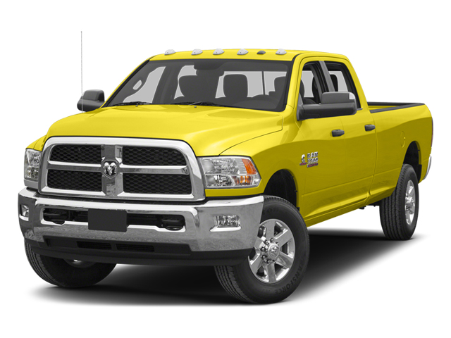 Yellow 2013 Ram Truck 3500 Pictures 3500 Crew Cab Tradesman 2WD photos front view