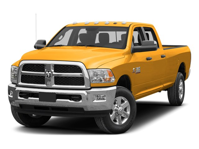 Case Construction Yellow 2013 Ram Truck 3500 Pictures 3500 Crew Cab Tradesman 2WD photos front view