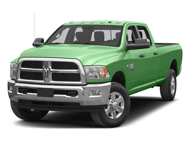 Light Green 2013 Ram Truck 3500 Pictures 3500 Crew Cab Tradesman 2WD photos front view