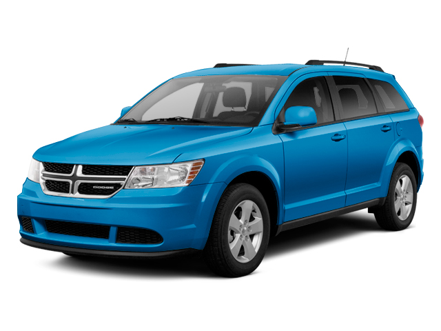 Fathom Blue Pearl 2013 Dodge Journey Pictures Journey Utility 4D Crew AWD photos front view