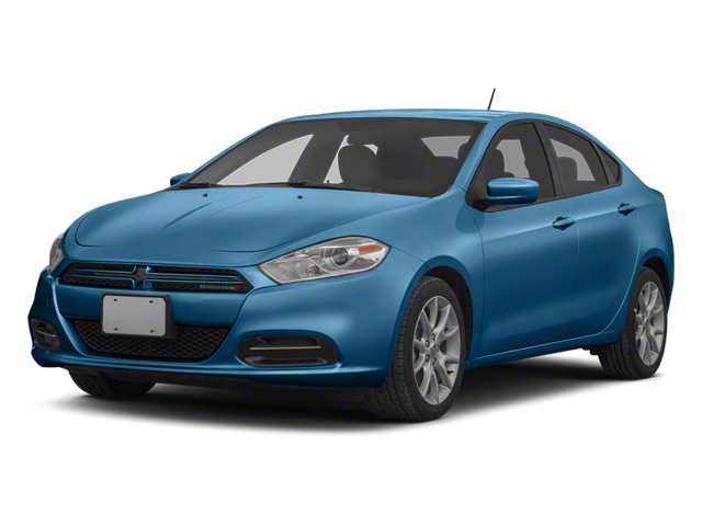 Laguna Blue 2013 Dodge Dart Pictures Dart Sedan 4D GT I4 photos front view