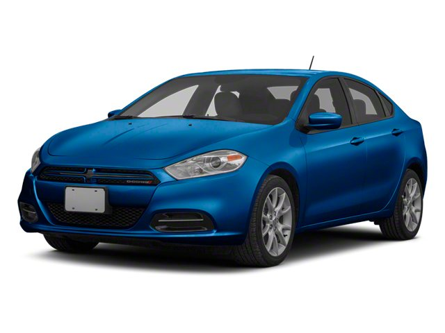 Blue Streak Pearl 2013 Dodge Dart Pictures Dart Sedan 4D GT I4 photos front view