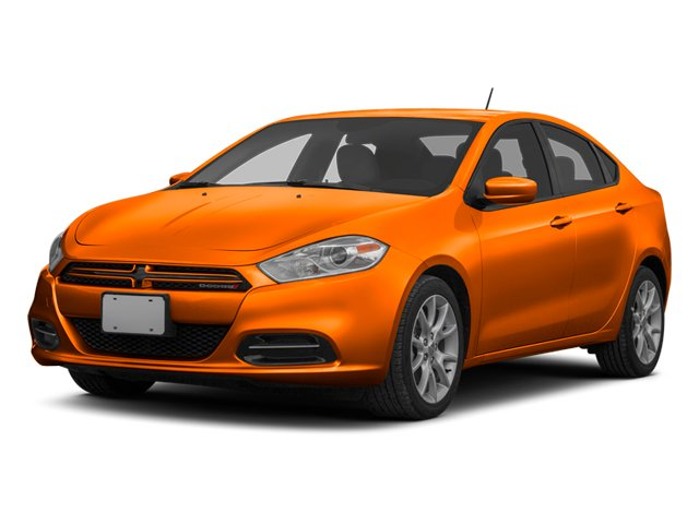 Header Orange 2013 Dodge Dart Pictures Dart Sedan 4D GT I4 photos front view