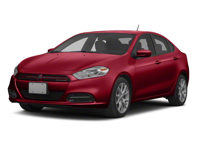 Redline 2-Coat Pearl 2013 Dodge Dart Pictures Dart Sedan 4D GT I4 photos front view