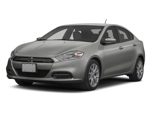 Bright Silver Metallic 2013 Dodge Dart Pictures Dart Sedan 4D GT I4 photos front view