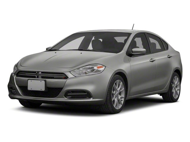 Bright Silver Metallic 2013 Dodge Dart Pictures Dart Sedan 4D Aero I4 Turbo photos front view