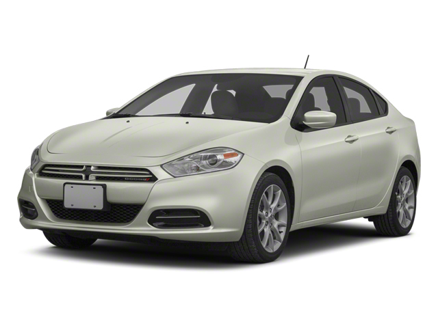 Bright White 2013 Dodge Dart Pictures Dart Sedan 4D Aero I4 Turbo photos front view