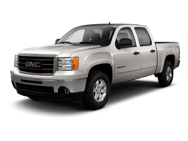 Steel Gray Metallic 2013 GMC Sierra 1500 Pictures Sierra 1500 Crew Cab SLE 2WD photos front view