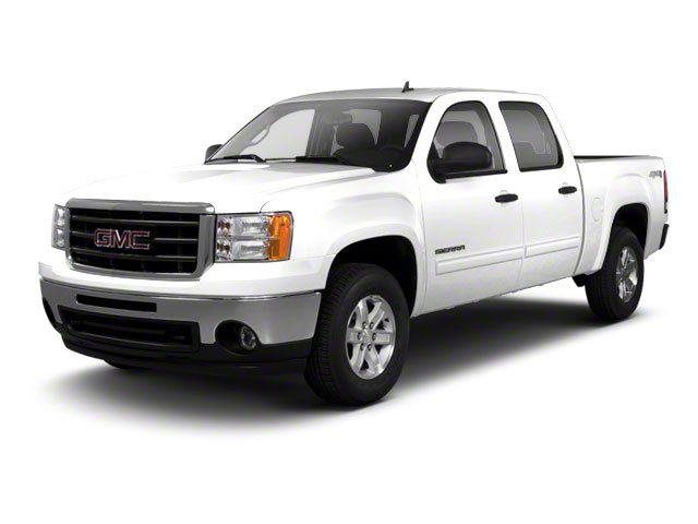 White Diamond Tricoat 2013 GMC Sierra 1500 Pictures Sierra 1500 Crew Cab SLE 2WD photos front view