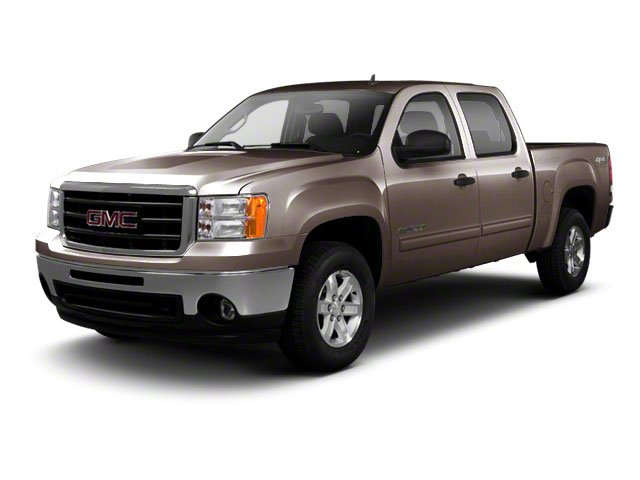 Mocha Steel Metallic 2013 GMC Sierra 1500 Pictures Sierra 1500 Crew Cab SLE 2WD photos front view
