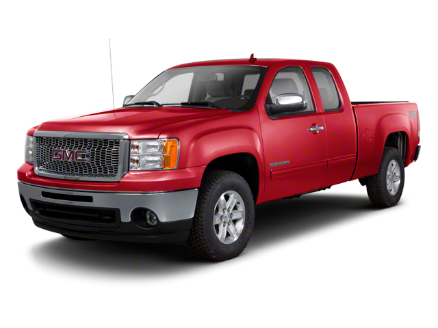 Sonoma Red Metallic 2013 GMC Sierra 1500 Pictures Sierra 1500 Extended Cab SLE 4WD photos front view