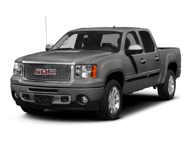 Steel Gray Metallic 2013 GMC Sierra 1500 Pictures Sierra 1500 Crew Cab Denali AWD photos front view
