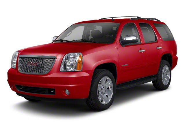 Crystal Red Tintcoat 2013 GMC Yukon Pictures Yukon Utility 4D Fleet 4WD photos front view