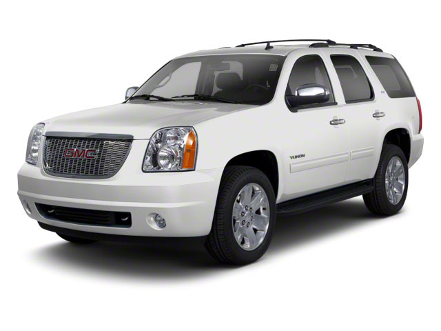Quicksilver Metallic 2013 GMC Yukon Pictures Yukon Utility 4D Fleet 4WD photos front view
