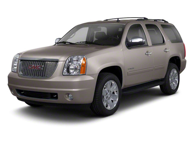 Mocha Steel Metallic 2013 GMC Yukon Pictures Yukon Utility 4D Fleet 4WD photos front view