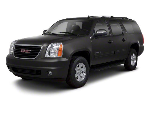 Onyx Black 2013 GMC Yukon XL Pictures Yukon XL Utility C1500 SLT 2WD photos front view