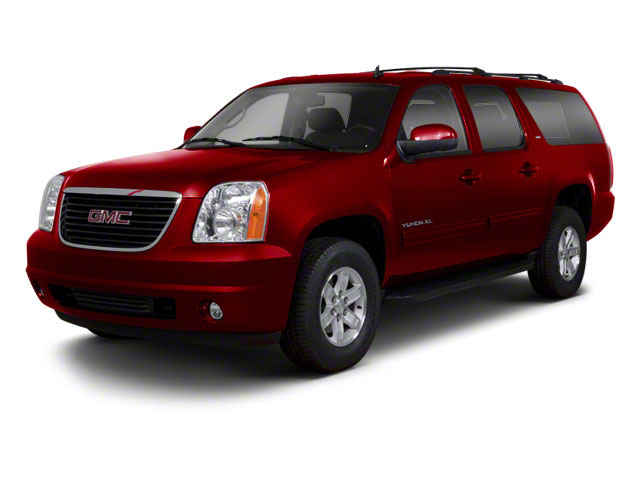 Crystal Red Tintcoat 2013 GMC Yukon XL Pictures Yukon XL Utility C1500 SLT 2WD photos front view
