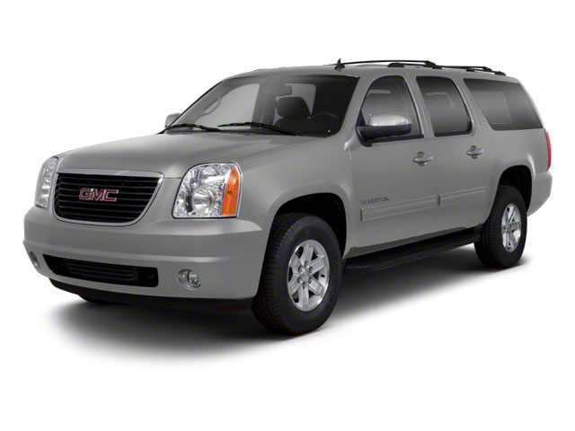 Quicksilver Metallic 2013 GMC Yukon XL Pictures Yukon XL Utility C1500 SLT 2WD photos front view