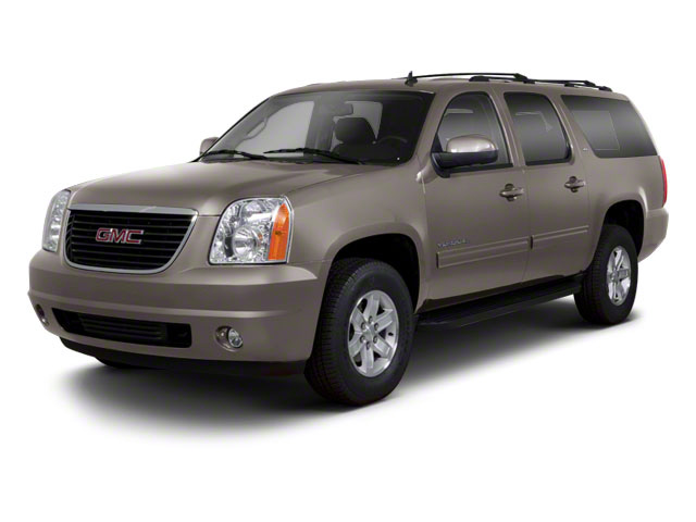 Mocha Steel Metallic 2013 GMC Yukon XL Pictures Yukon XL Utility C1500 SLT 2WD photos front view